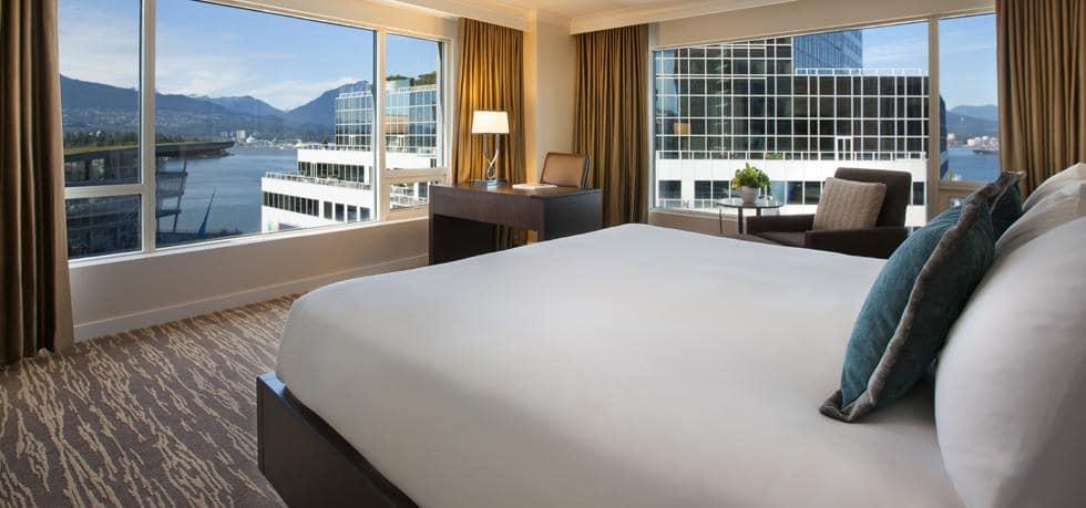 Fairmont Waterfront Vancouver 4