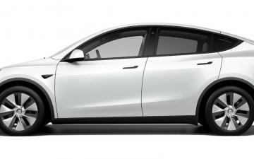 Rent Tesla Model Y