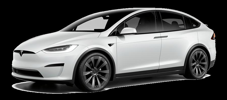 Rent Tesla Model X