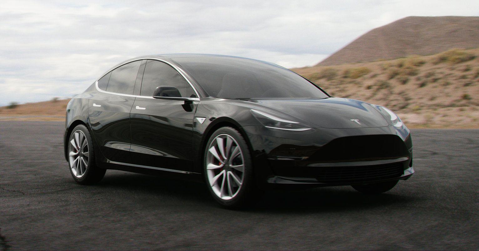 Tesla Model 3 Performance – EV RENTALS
