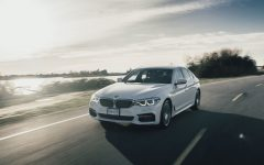 BMW 530e - white (PHEV)
