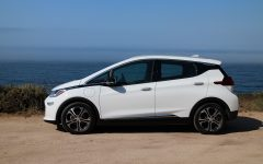 Chevrolet BOLT - white (BEV)