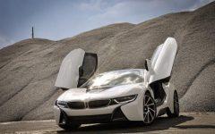 BMW i8 (PHEV)